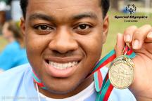 SOLA athlete wins gold
