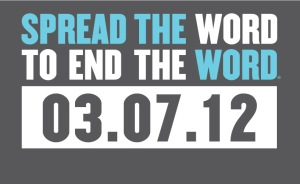 Spread the Word to End the Word picture