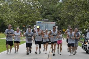 2010 Law Enforcement Torch Run Hammond