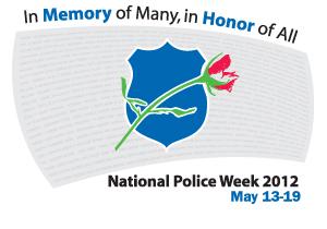 2012 National Police Officer Week