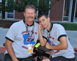 Billy and Josh Parks at National Games