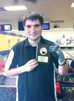 Hayes Howell Bronze medal in Bowling