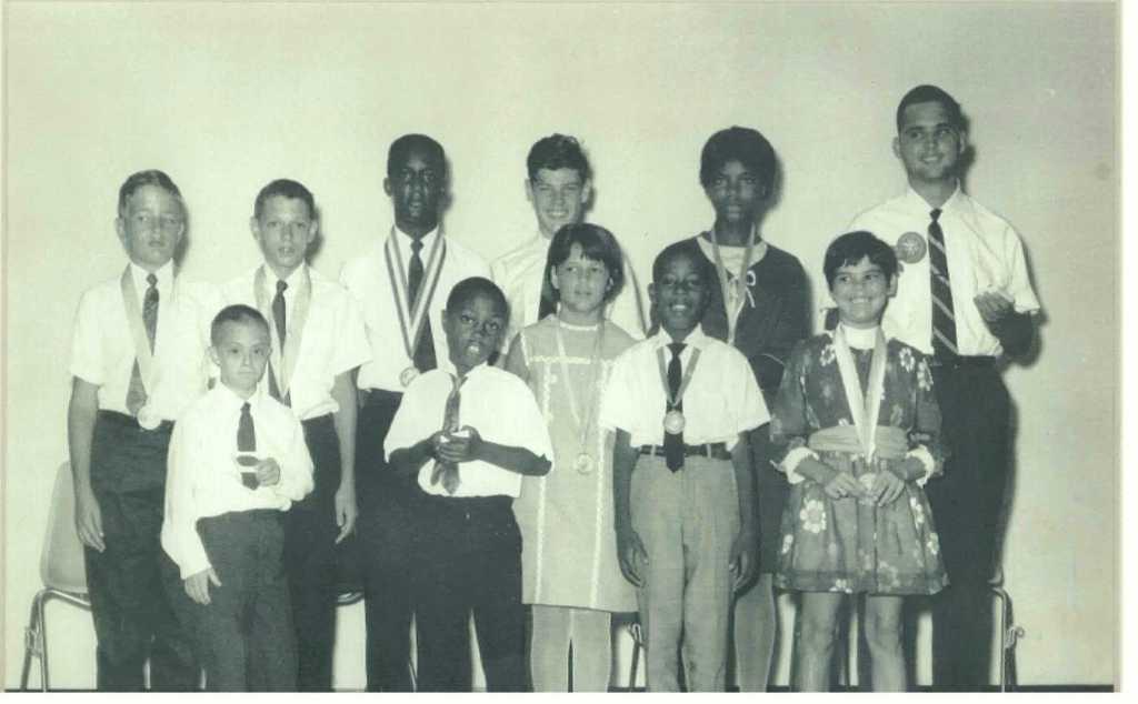 Special Olympics Louisiana 1968 pic