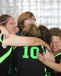 Northwest area Volleyball team