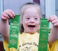 Special Olympics Young Athletes Program