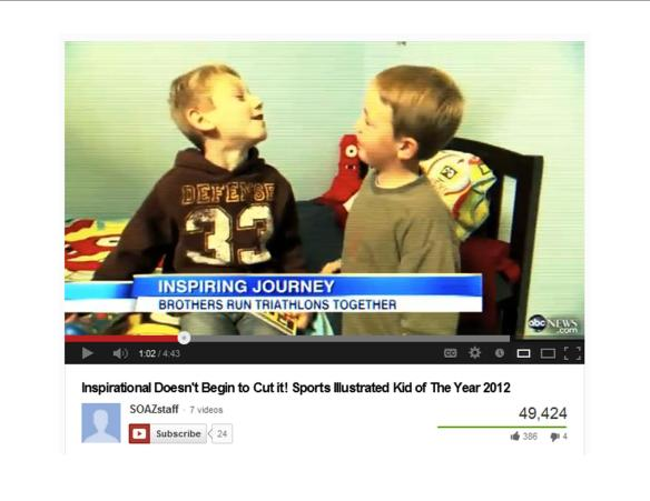 Sports Kid of the Year