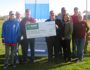Capital Area-BASF and Special Olympics_Group March 2013