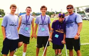 Camp Shriver Day 3