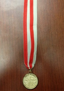 Unified Sports Medal