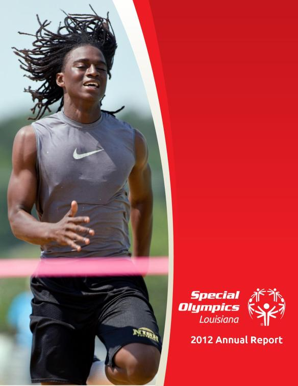 2012 Annual Report cover photo