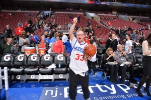 Kevin Grow 76ers