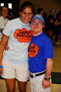 Camp Shriver Unified partners