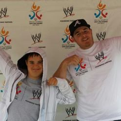 Athlete with Unified Partner Brodie Russo
