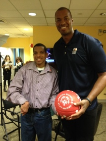 Jacob Majors and jason Collins