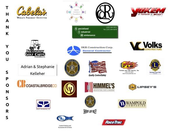 2015 Polar Plunge Sponsor Logos for Social Media