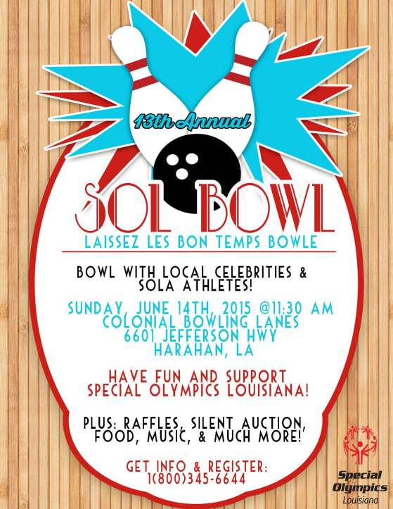 2015 SOL Bowl Flyer with date
