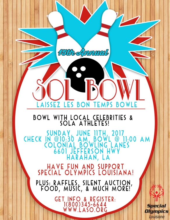 2017 SOL Bowl Flyer